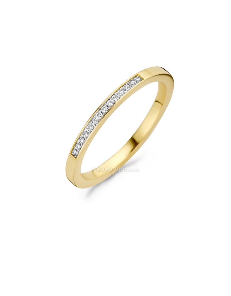 Blush 14 kt Blush Diamonds Ring one  white gold Dia. 0.06 - 1630BDI