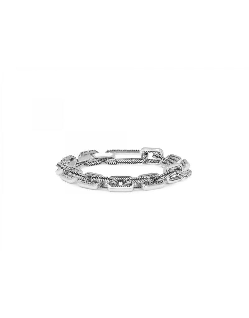Buddha to Buddha Barbara Link XS Bracelet Silver - 117 C+