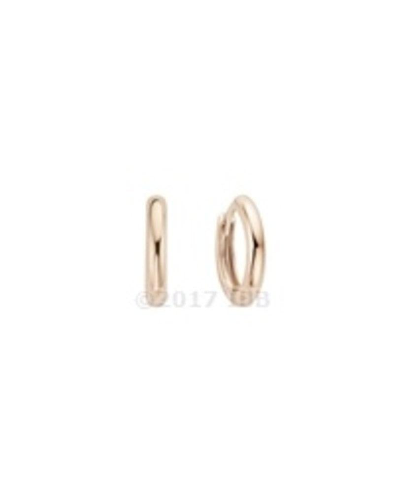 Blush 14 kt Blush Oorknoppen one 14K rose gold  - 7203RGO
