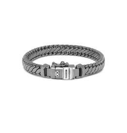 Buddha to Buddha J070BR SS D - Ben XS Bracelet Black Rhodium Shine Silver - J070BR SS D