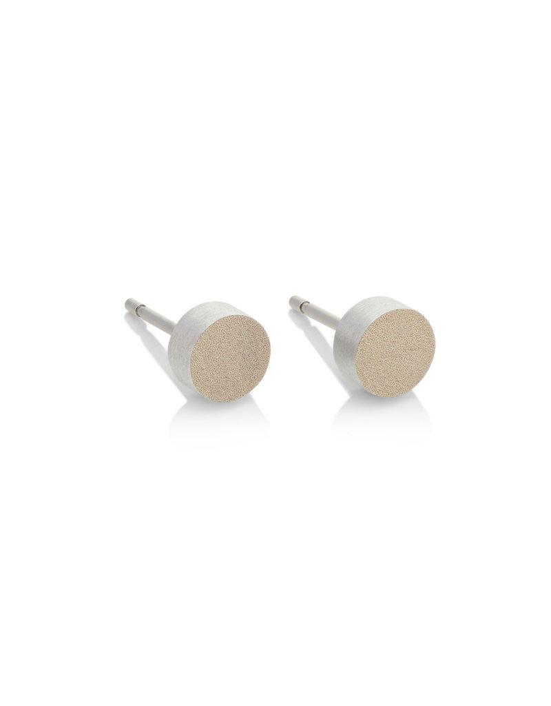 Clic Aluminium Earring Anthracite - O36AG
