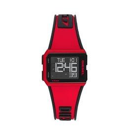 Diesel horloges CHPD REC RED BK S - DZ1923