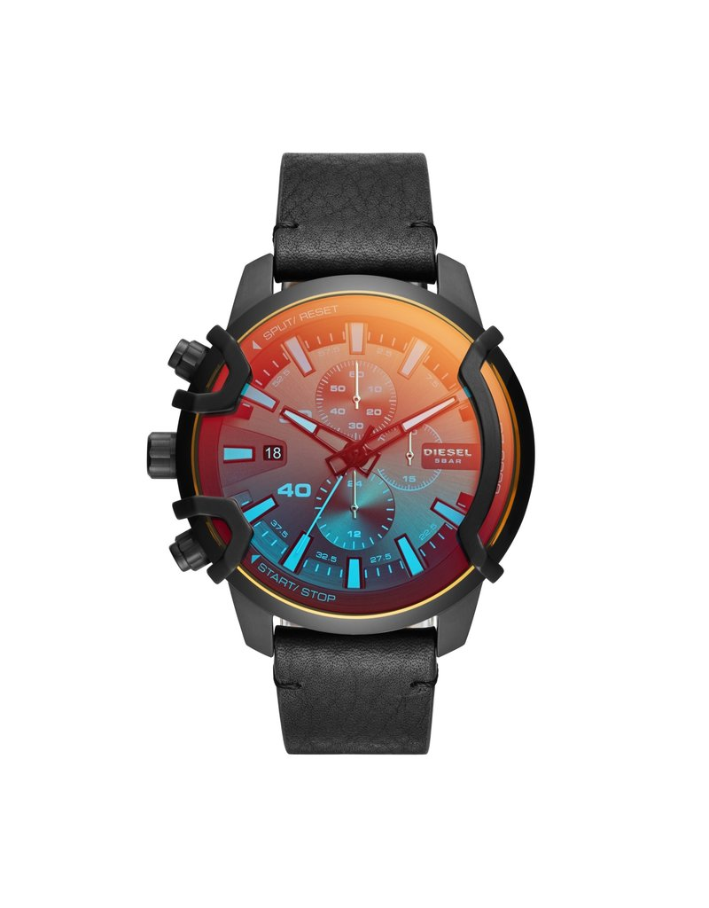 Diesel horloges GRFD RD IPBBK S - DZ4519