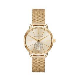 Michael Kors Horloges Michael Kors Portia Gold - MK3844