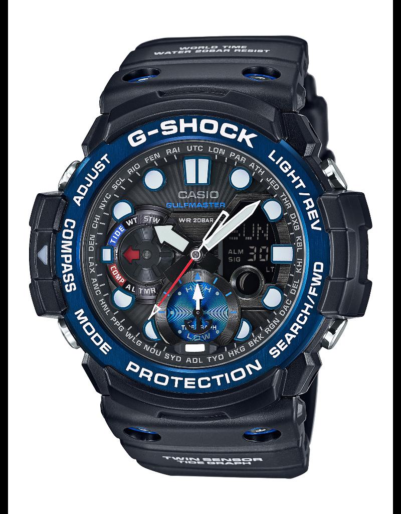 G-Shock Wirst Watch Anadigi gn-1000b-1aer - gn-1000b-1aer