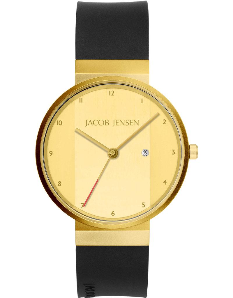 Jacob Jensen horloges 735 New Line - 735 new line
