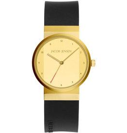 Jacob Jensen horloges Watch 745 Stainless steel NEW LINE - 745