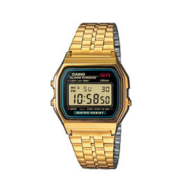 Casio Wrist Watch Digital - A159WGEA-1EF