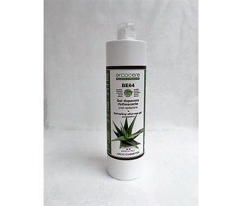 After-wax Refreshing Gel met Aloe Vera 500 ml