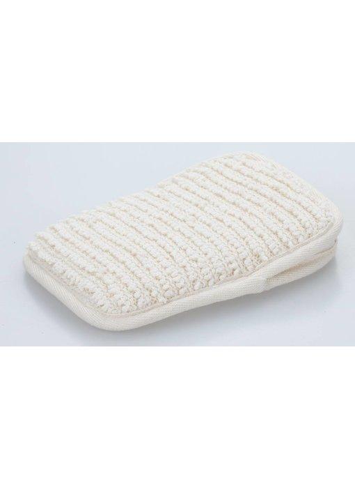 Vierkante Katoenen Scrub Handschoen