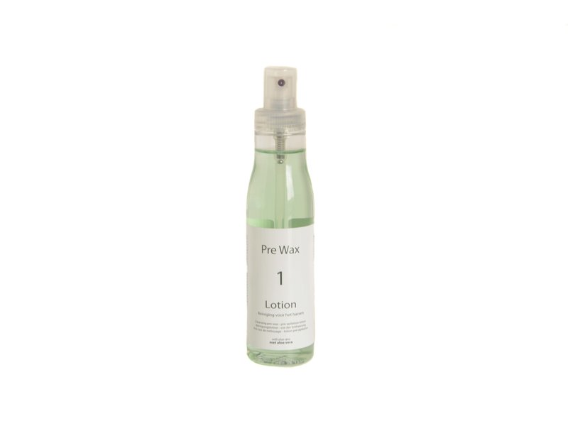 Pre Wax Lotion met Aloe 150 ml
