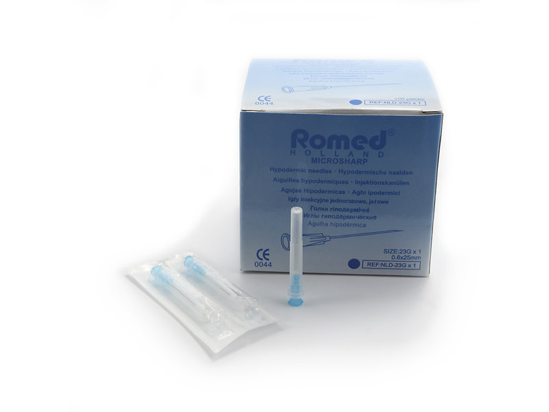 Romed Disposable injectie naaldjes