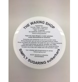 The Waxing Shop Simply Sugaring Suikerhars in plastic pot 420 ml