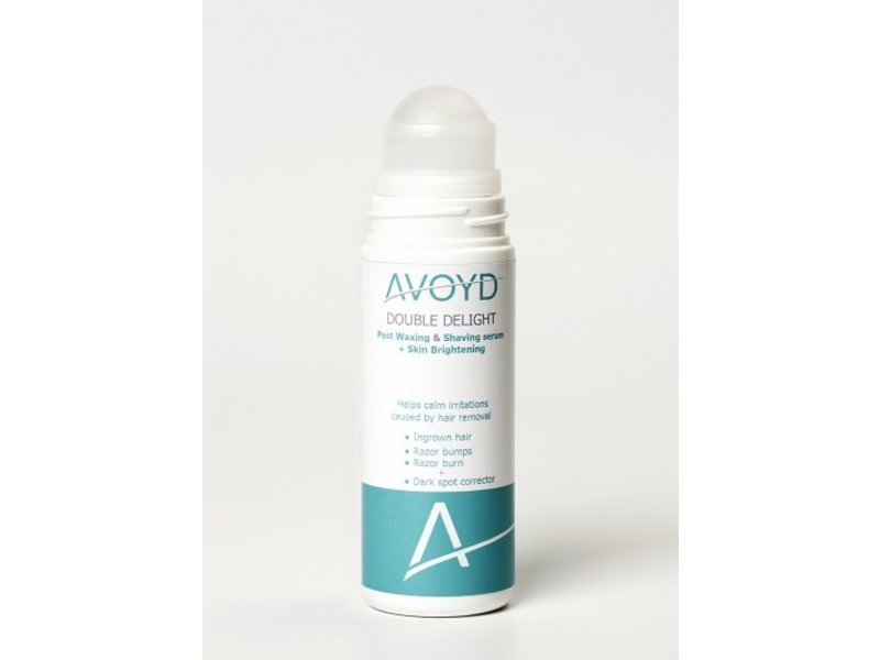 AVOYD DOUBLE DELIGHT Post Shaving & Waxing Serum + Skin Brightening 90 ml
