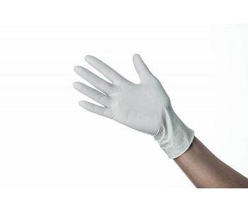 PREMIUM Latex handschoenen gepoederd