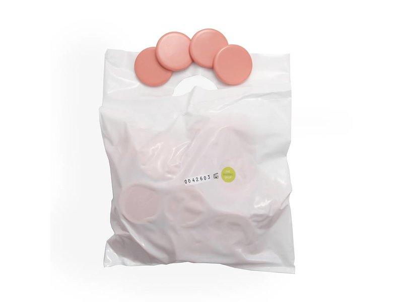 Elastische hars/ Filmhars Rosa in schijfjes, 1 kg