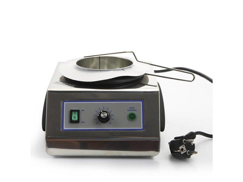 Harsapparaat Security 2000 - RVS - Harsverwarmer voor blikken