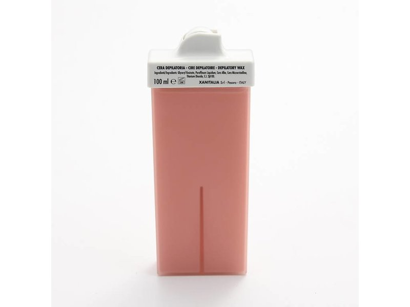 Harspatroon Rosa mini roller 100 ml