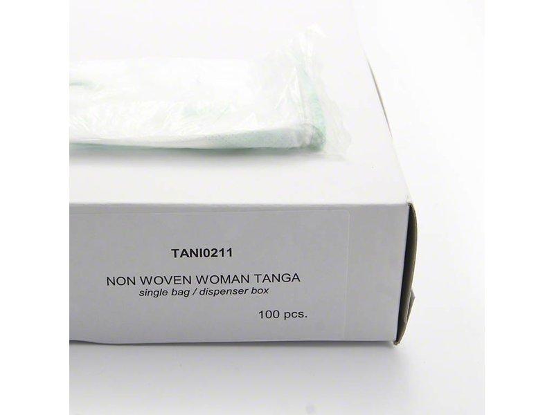 Tanga slips dames 100 stuks