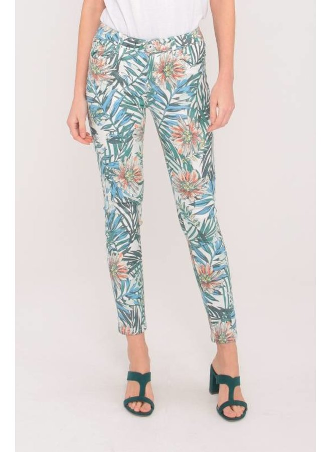 Broek Flowers & Leaves
