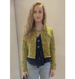 K.Zell Jas Yellow Leopardo