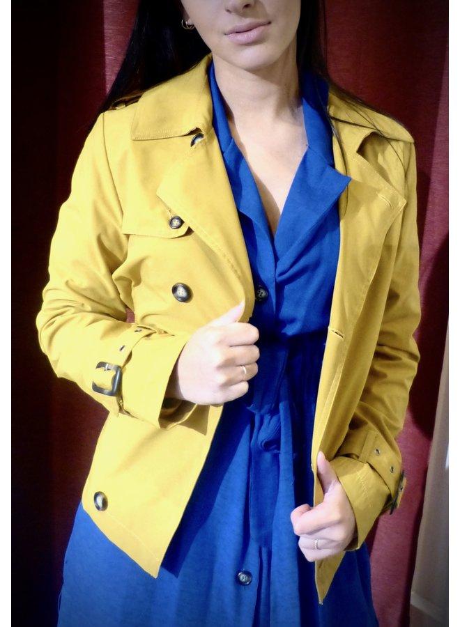 Jas Yellow Belt