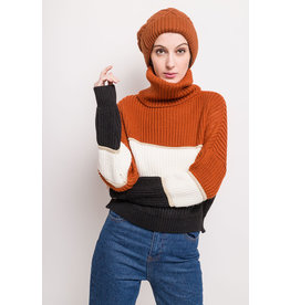 Catherine Style Pull Color Block