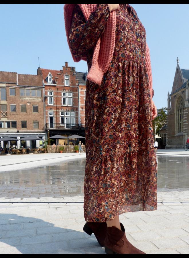 Robe Terra di Siena Flower