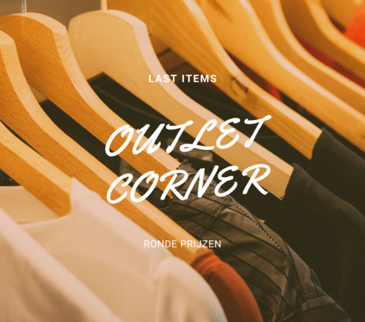 Our outlet corner