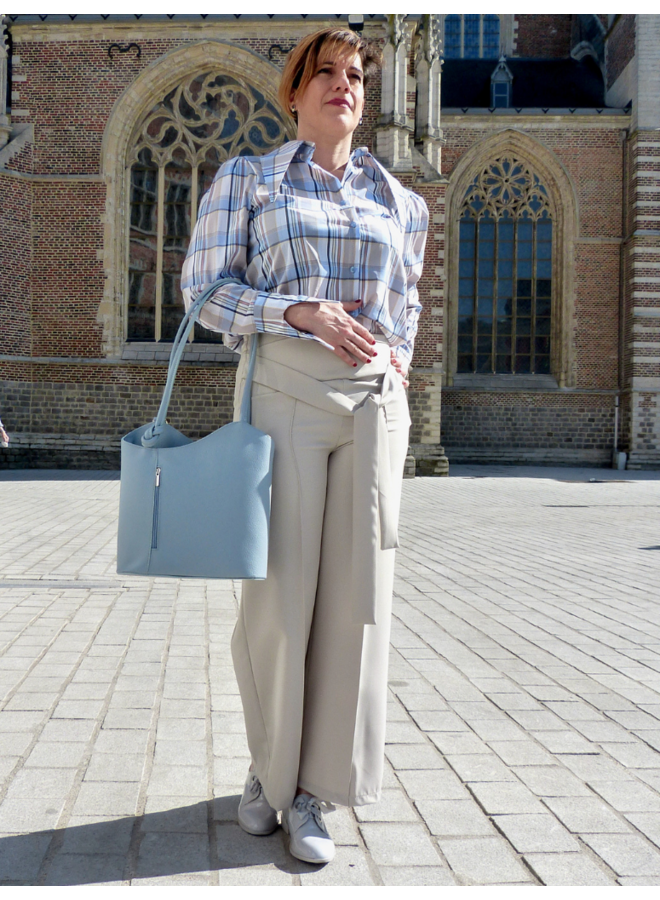 Pantalon large Melitea
