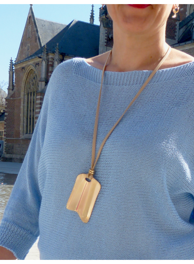 Goldplated Necklace