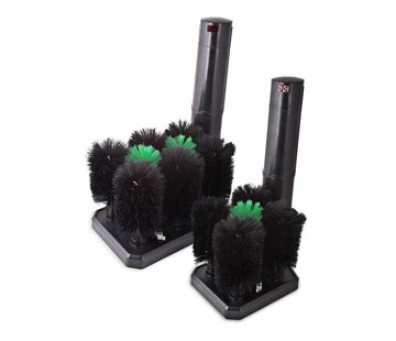 Brushes for Glass-rinsing machine