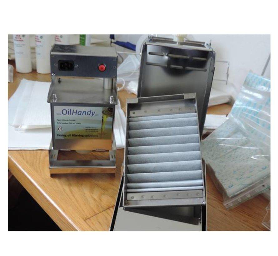 Filtres de remplacement Système de filtration Oilhandy 100 pièces