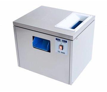 Thomas Dörr Bestekpoleer- en bestekdroogmachine Pro TD-2000