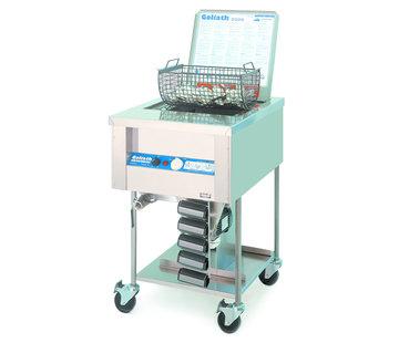 Zilverpoetsmachine HH-2000C