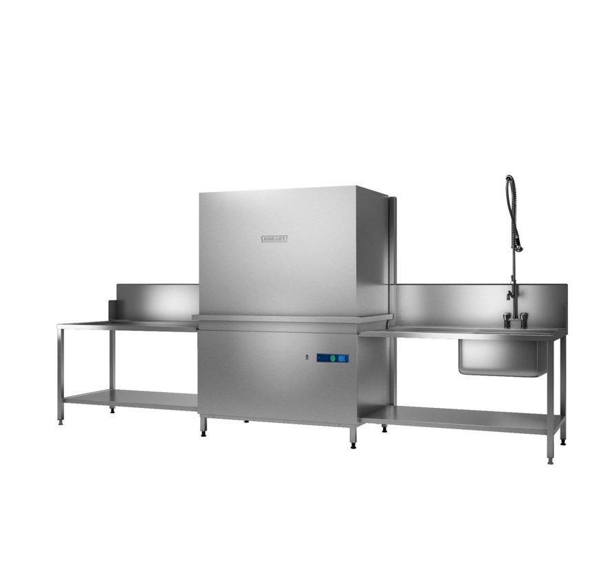 Doorschuif gereedschappenwasmachine Profi UXTLH