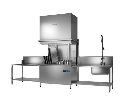 Hobart Doorschuif gereedschappenwasmachine Profi UXTLH