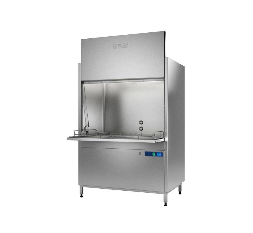 Voorlader gereedschappenwasmachine Profi UXTA