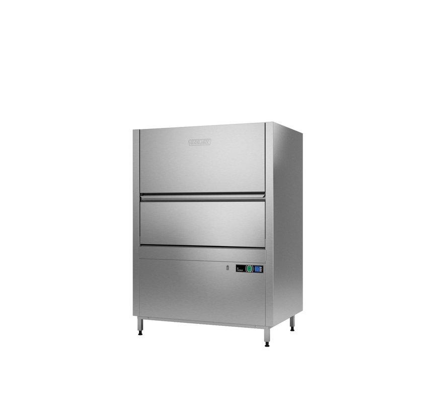 Voorlader gereedschappenwasmachine Premax UPT
