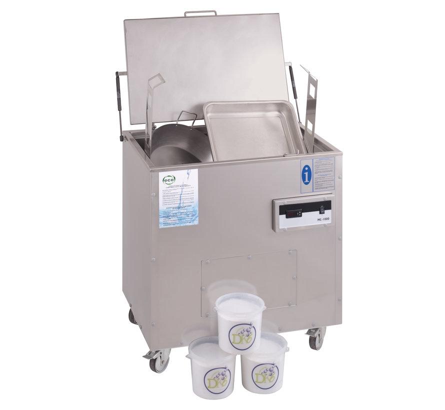 Decarbonizer - Ontvetter MC1000