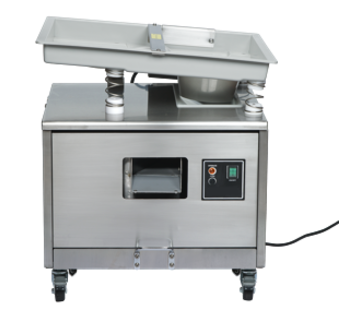 Bestekpoleermachine Midi JC-7000 Automatic Loader
