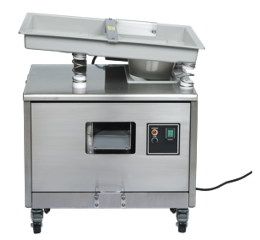Cutlery polisher Midi JC-7000 Automatic Loader