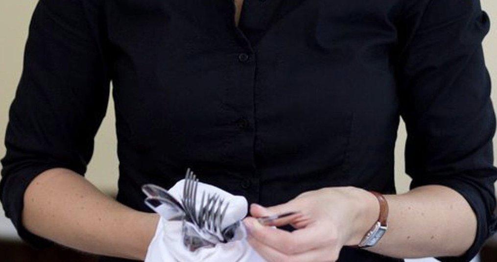 What is cutlery polishing?