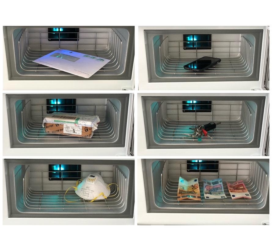 Sterilisatiekast UVC - doodt virussen en bacteriën!