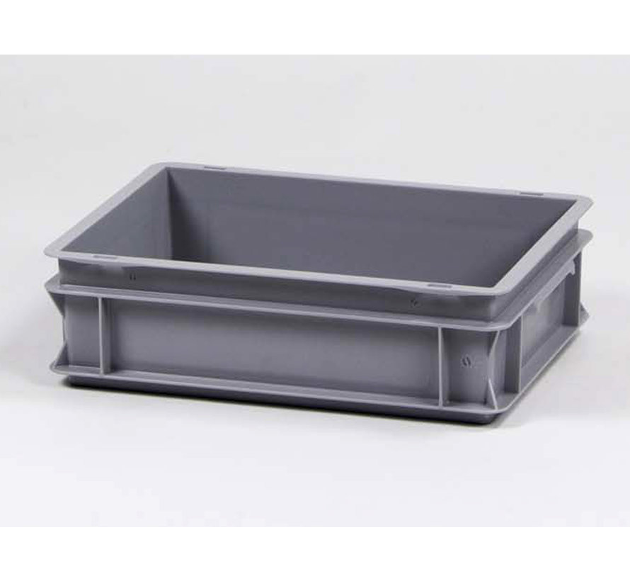 Cutlery collection container / Clearing container closed (midi)