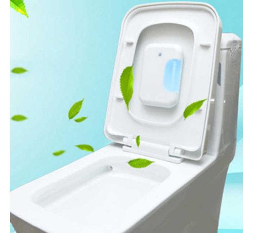 Toilette UVC de désinfection