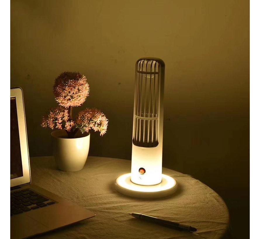 Lampe de désinfection deux en une avec télécommande et minuterie