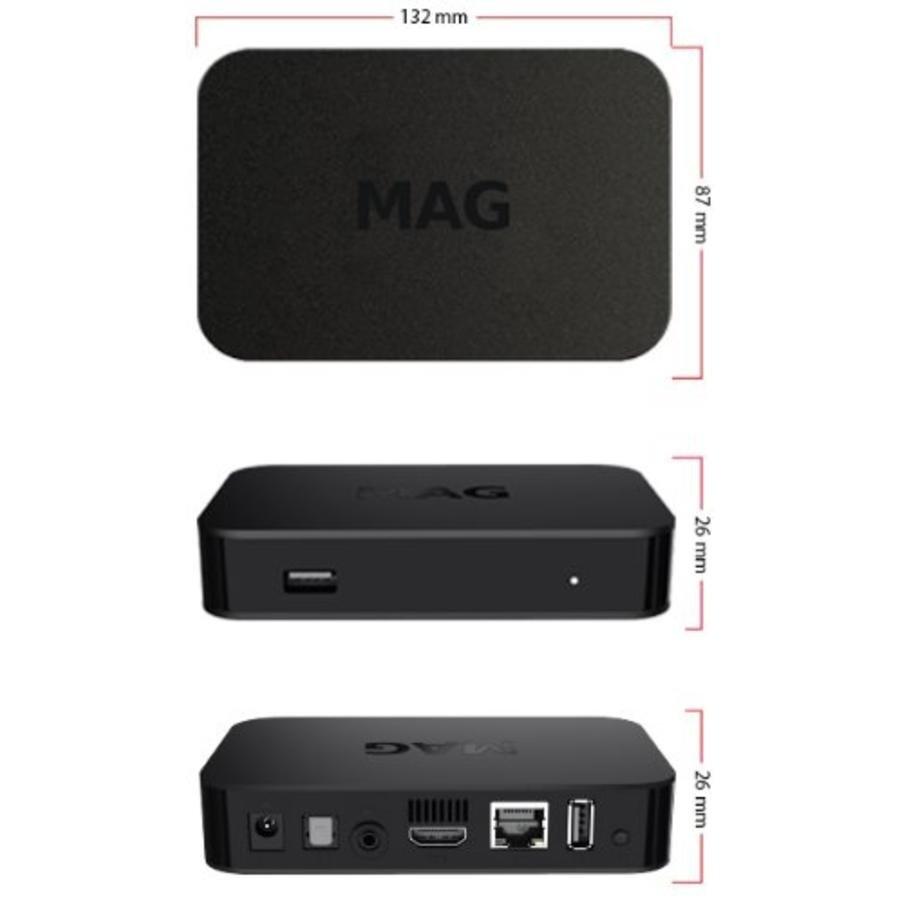 Infomir MAG 322/323 | TVBox | IPTV | Set-Top Box-3