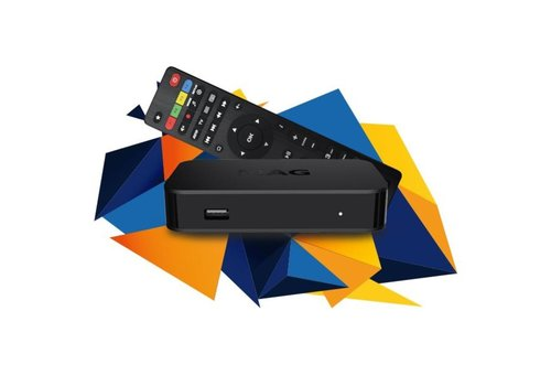 Infomir MAG 322/323 | TVBox | IPTV | Set-Top Box