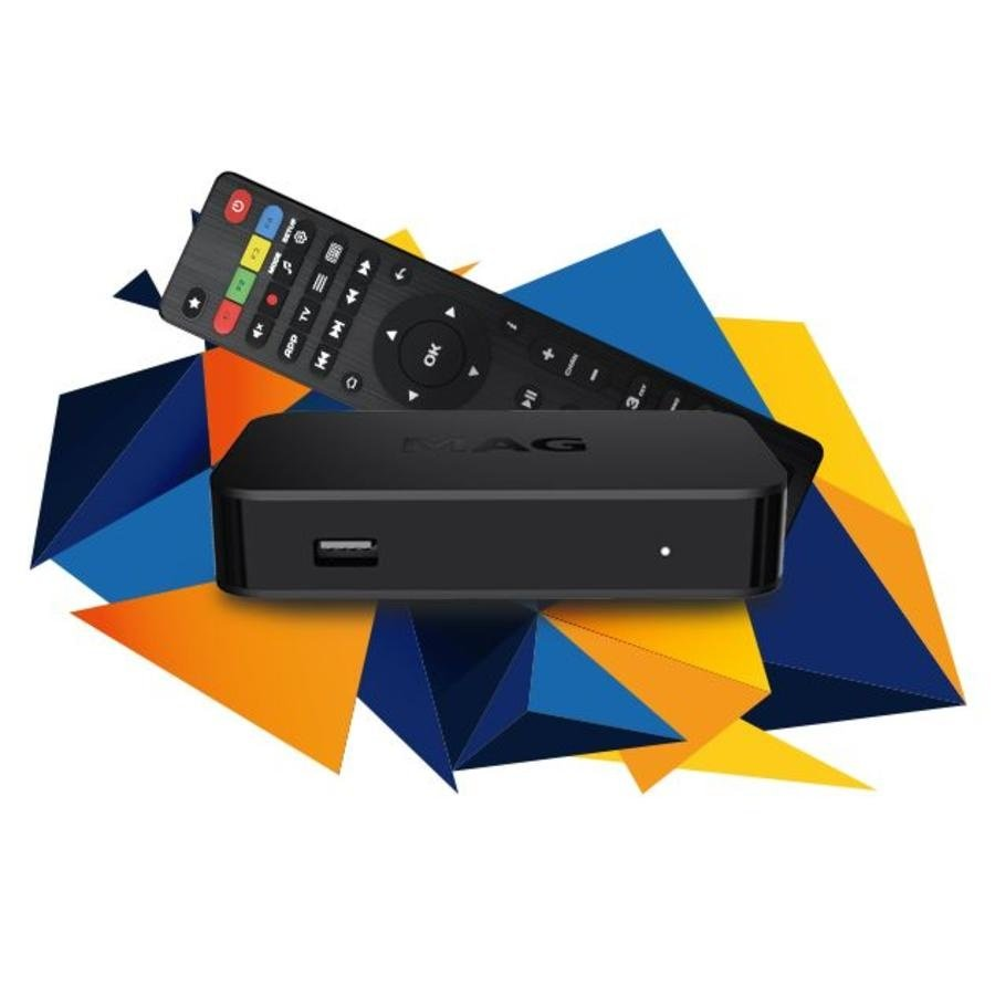 Infomir MAG 322/323 | TVBox | IPTV | Set-Top Box-1